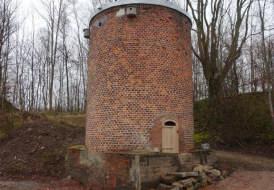 Umnutzung altes Schachtbauwerk zum Fledermauswinterquartier