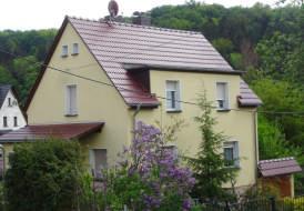 Dacheindeckung mit Tondachziegel Erlus FORMA